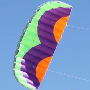 Calibre' power foil dual line kite