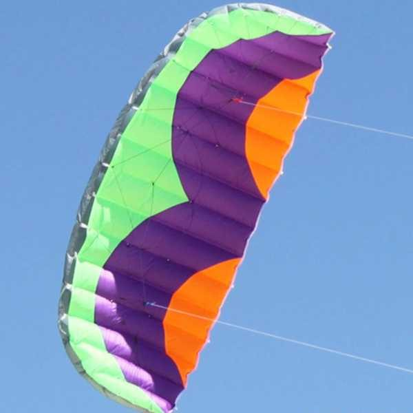 Calibre' power foil dual line kite