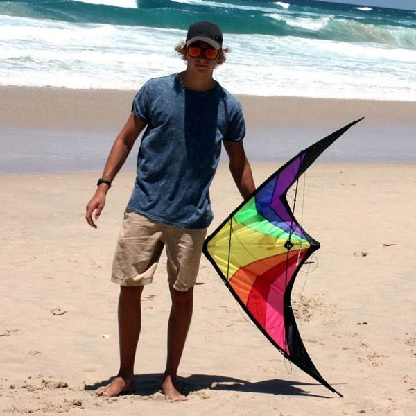 image showing size of Prism stunt kite for teenagers