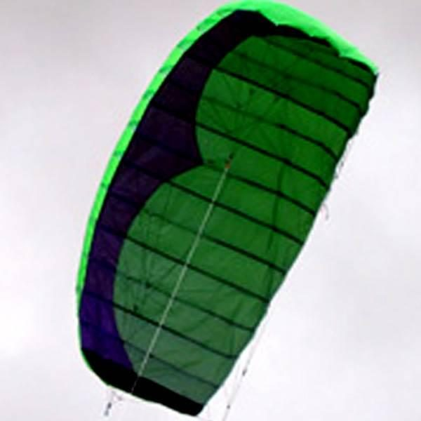 4 line quadrofoil power kite