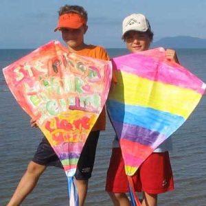 Kite making kits for Teachers & Workshops