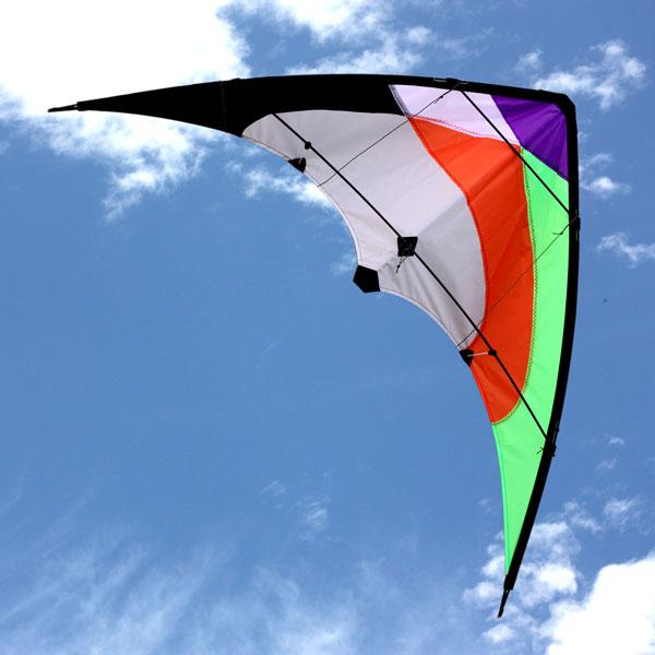 Twister Stunt kite from Leading Edge Kites