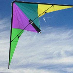 Razorback hih performance stunt kite flyig
