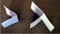 how to peel sticky tabs for kit kiite making