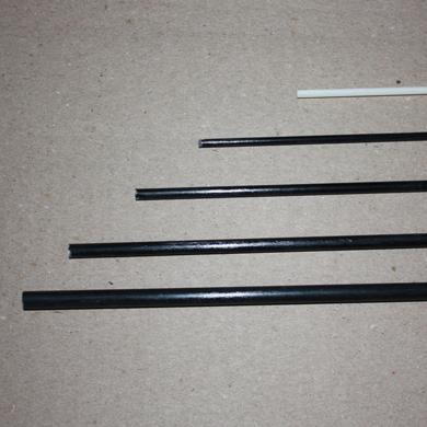 fibreglass kite rods