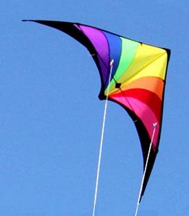 Prism dual control stunt kite for teenagers