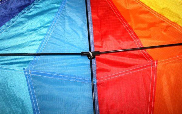 Joiner detail of single string kite for kids for sale Sparkles kite