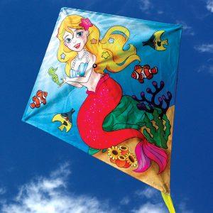 Mermaid Kite