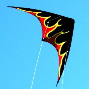 Flames Dual Control Kite