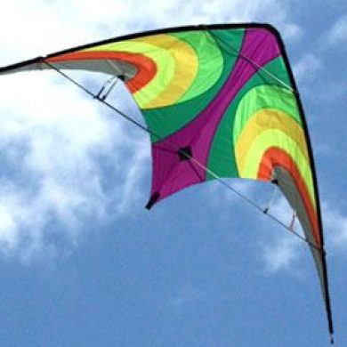 High Performance Adults kite Offshore Tropical