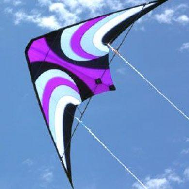 Offshore 2.1 metre high performance stunt kite