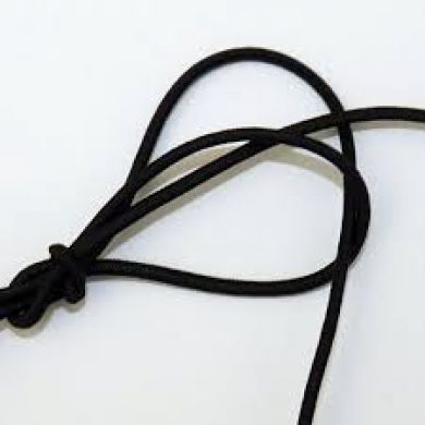 Shockcord for kite rods